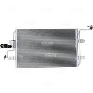HC-CARGO 260493 Конденсатор кондиционера