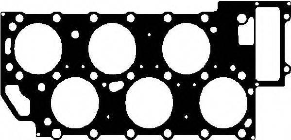WILMINK GROUP WG1086014 Прокладка головки блока цилиндров