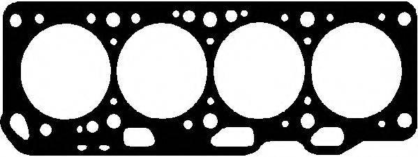 WILMINK GROUP WG1085195 Прокладка головки блока цилиндров