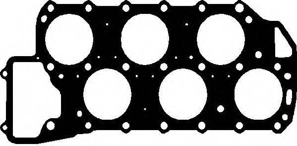 WILMINK GROUP WG1085911 Прокладка головки блока цилиндров