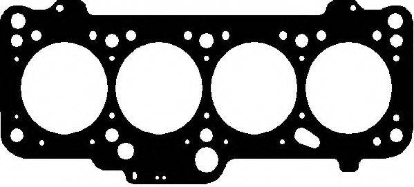 WILMINK GROUP WG1086559 Прокладка головки блока цилиндров