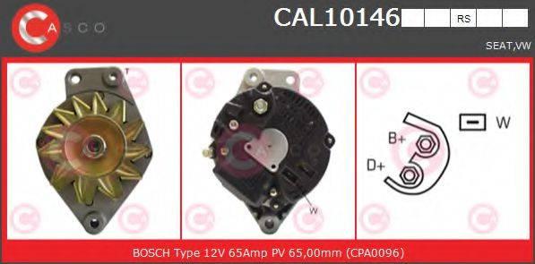 CASCO CAL10146RS Генератор
