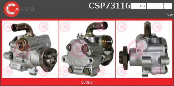 CASCO CSP73116GS Гидравлический насос, рулевое управление