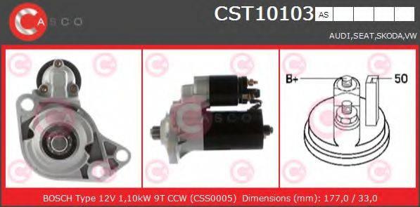 CASCO CST10103AS Стартер