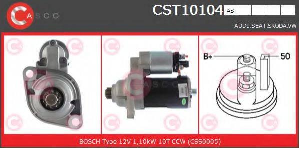 CASCO CST10104AS Стартер