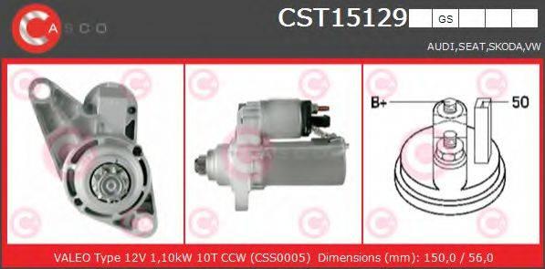 CASCO CST15129GS Стартер