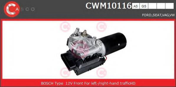 CASCO CWM10116AS Двигатель стеклоочистителя