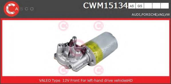 CASCO CWM15134AS Двигатель стеклоочистителя