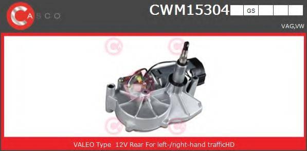 CASCO CWM15304GS Двигатель стеклоочистителя