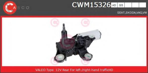 CASCO CWM15326AS Двигатель стеклоочистителя