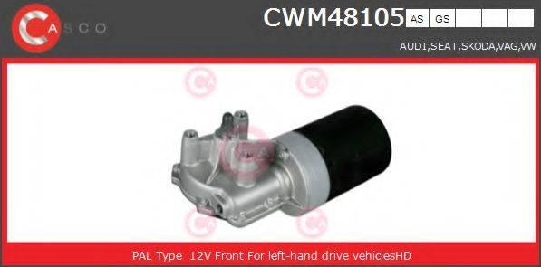 CASCO CWM48105AS Двигатель стеклоочистителя