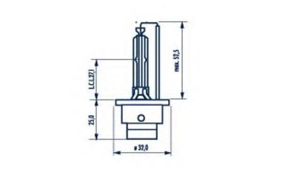 NARVA 84002 Лампа накаливания