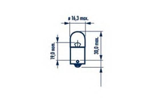 NARVA 17171 Лампа накаливания