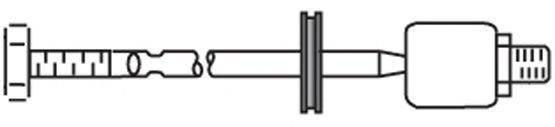 FRAP 2235 Рулевая тяга