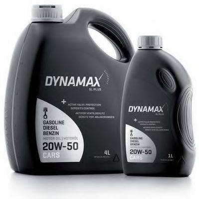 DYNAMAX 501902 Моторное масло; Моторное масло