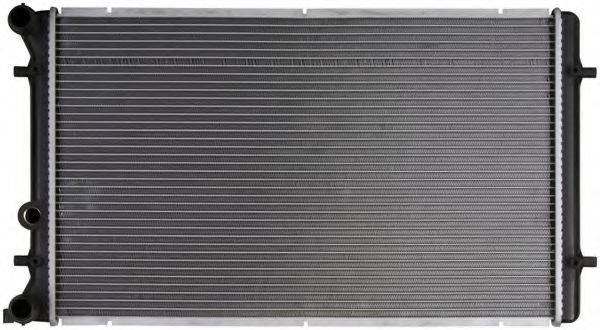 SPECTRA PREMIUM CU2265 Радиатор охлаждения двигателя