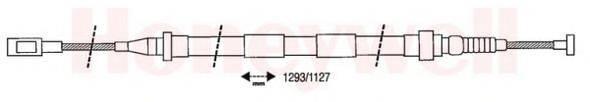 BENDIX 432938B Трос, стояночная тормозная система