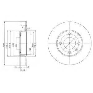 DR!VE+ DP1010110010 Тормозной диск