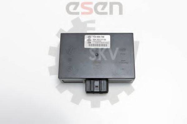SKV GERMANY 16SKV300 Выключатель, контакт двери