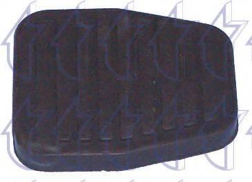 TRICLO 593536 Педальные накладка, педаль тормоз