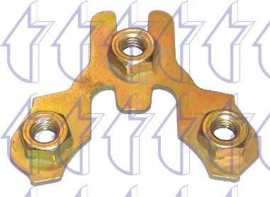 TRICLO 778396 Стопорная пластина, несущие / нап