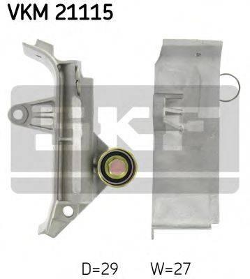 SKF VKM21115 Обводной ролик ремня ГРМ