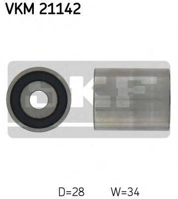 SKF VKM21142 Обводной ролик ремня ГРМ