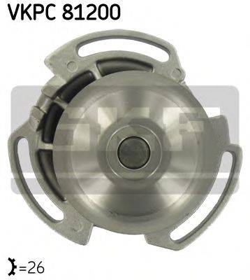 SKF VKPC81200 Водяной насос