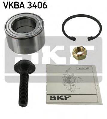 SKF VKBA3406 Подшипник ступицы