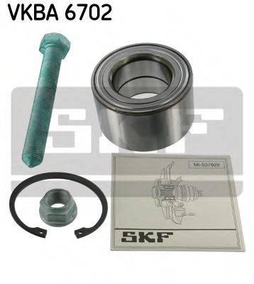 SKF VKBA6702 Подшипник ступицы