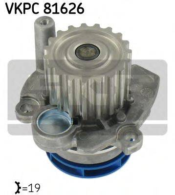 SKF VKPC81626 Водяной насос