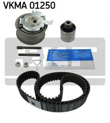 SKF VKMA01250 Комплект ремня ГРМ