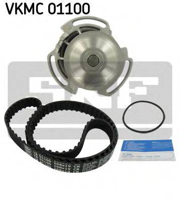 SKF VKMC01100 Водяной насос + комплект зубчатого ремня