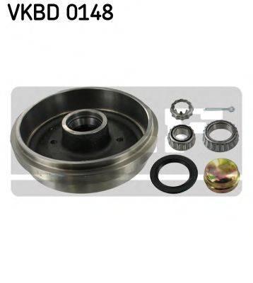 SKF VKBD0148 Тормозной барабан