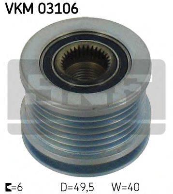 SKF VKM03106 Муфта генератора