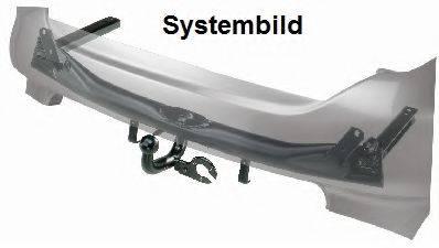 WESTFALIA 321316600001 Прицепное оборудование