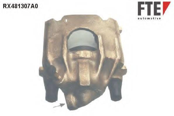FTE RX481307A0 Тормозной суппорт