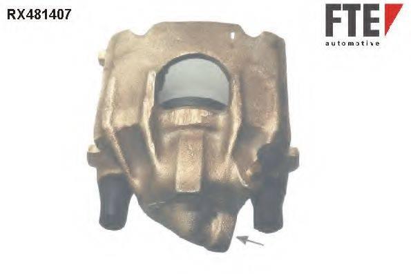 FTE RX481407A0 Тормозной суппорт
