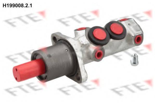 FTE H19900821 Главный тормозной цилиндр