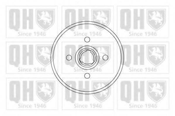 QUINTON HAZELL BDR131 Тормозной барабан
