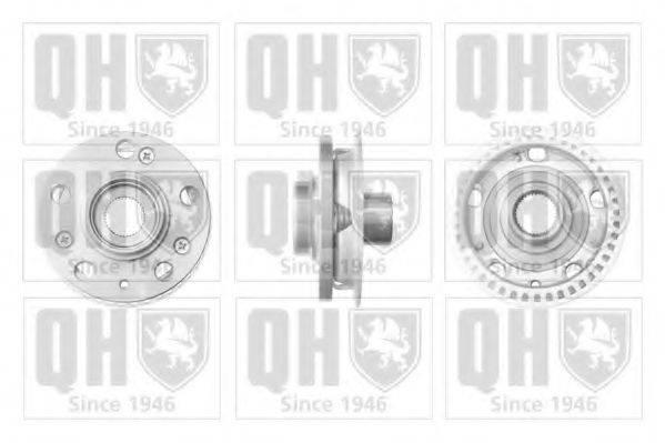 QUINTON HAZELL QWH162 Ступица колеса