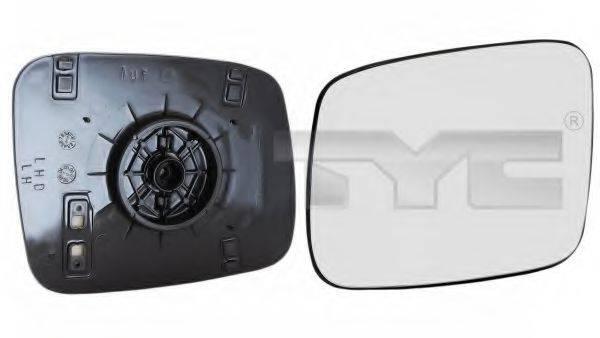 TYC 33700841 Зеркальное стекло, наружное зеркало