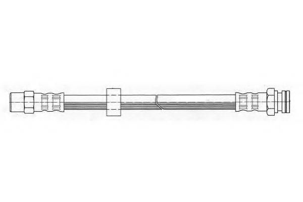 FERODO FHY2205 Тормозной шланг
