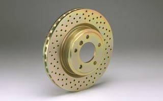 BREMBO FD076000 Экономичный тормозной диск