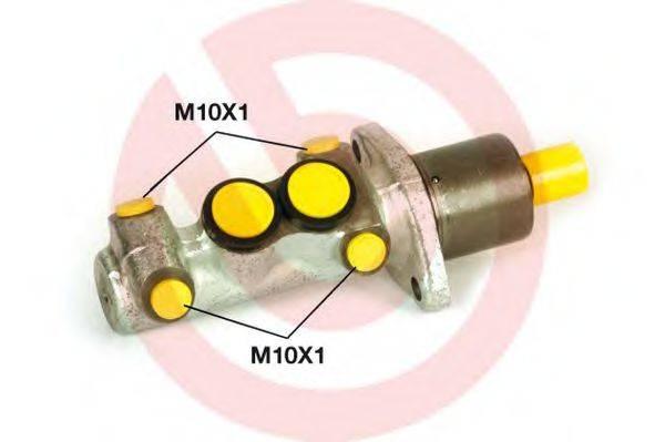 BREMBO M61110 Главный тормозной цилиндр