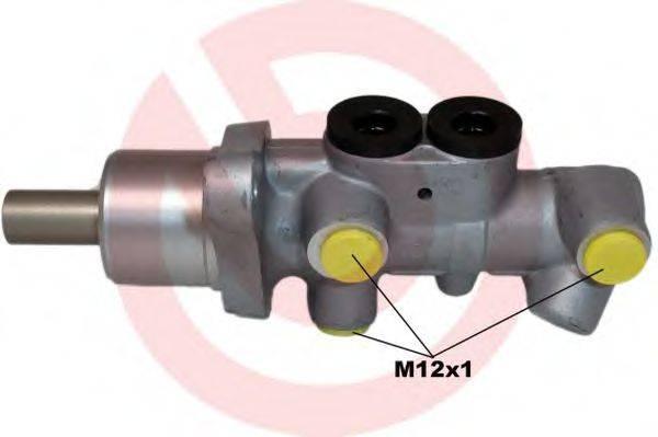 BREMBO M85081 Главный тормозной цилиндр