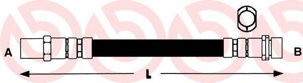 BREMBO T85108 Тормозной шланг
