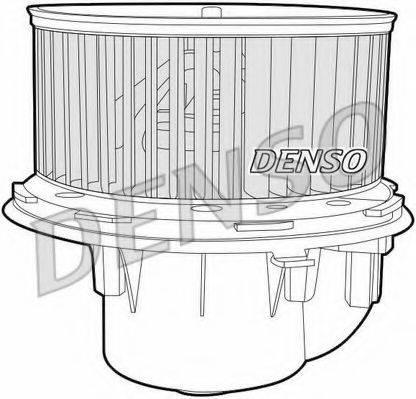 DENSO DEA10052 Вентилятор салона