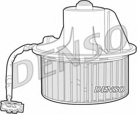 DENSO DEA32004 Вентилятор салона