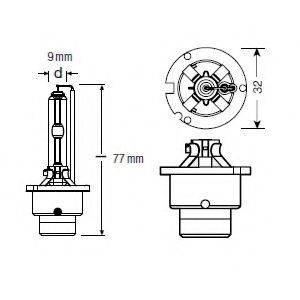 OSRAM 66240XNB Лампа накаливания